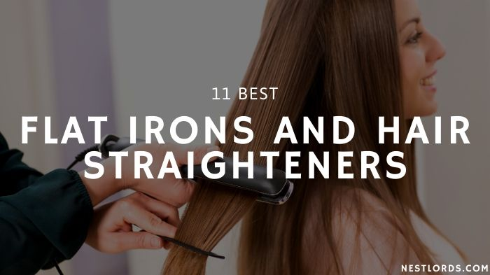 11 Best Flat Irons and Hair Straighteners of 2021