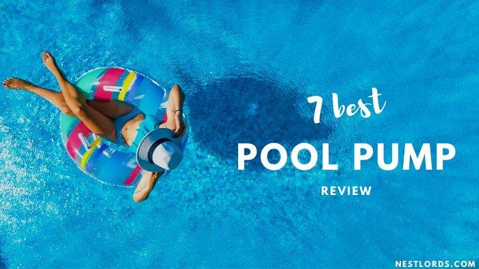 7 Best Pool Pump 2021 Reviews