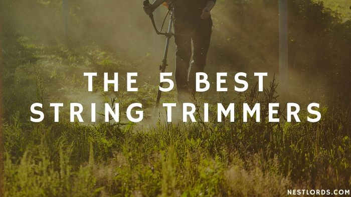 The 5 Best String Trimmers for 2021