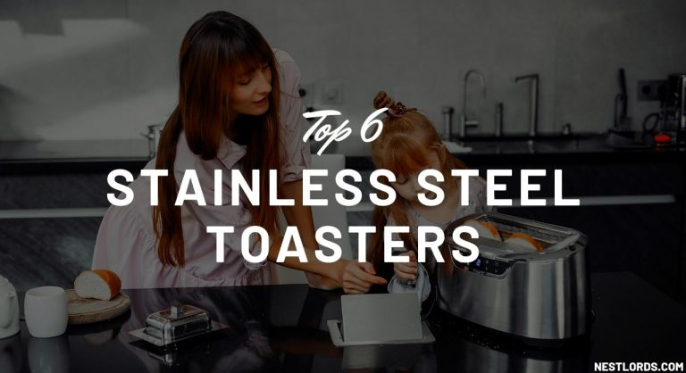 Top 6 Stainless Steel Toasters Reviews – Best Toaster to Buy 2021