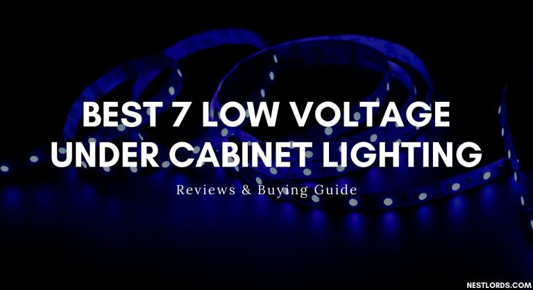 Best 7 Low Voltage Under Cabinet Lighting 2021 – Reviews & Buying Guide