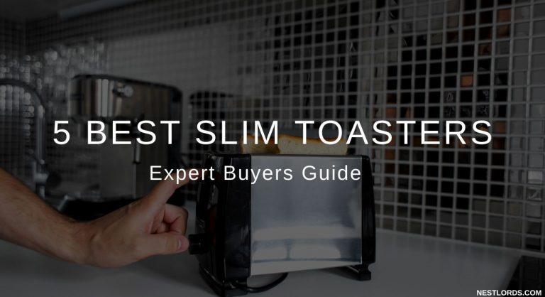 5 Best Slim Toasters – Expert Buyers Guide 2021