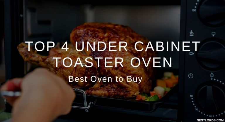 Top 4 Under Cabinet Toaster Oven Reviews 2021 – Best Oven to Buy