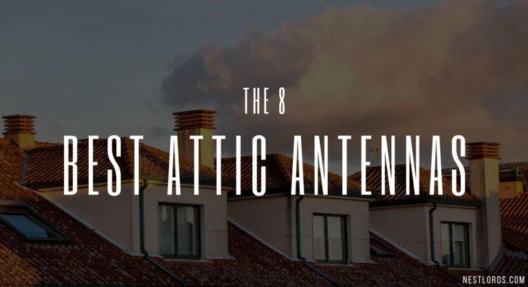 The 8 Best Attic Antennas of 2021