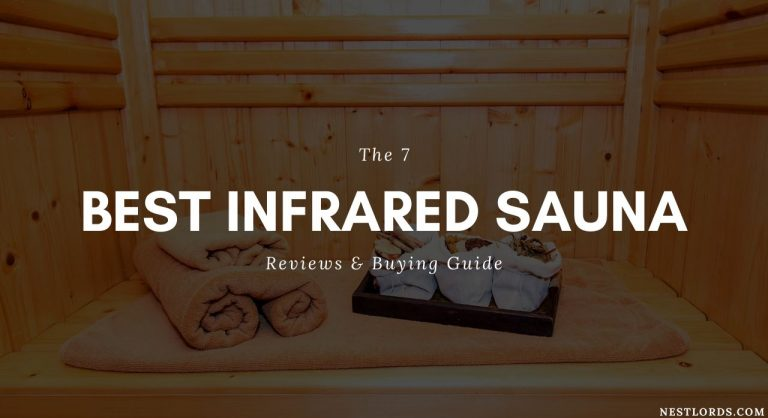 The 7 Best Infrared Sauna 2021 Reviews & Buying Guide