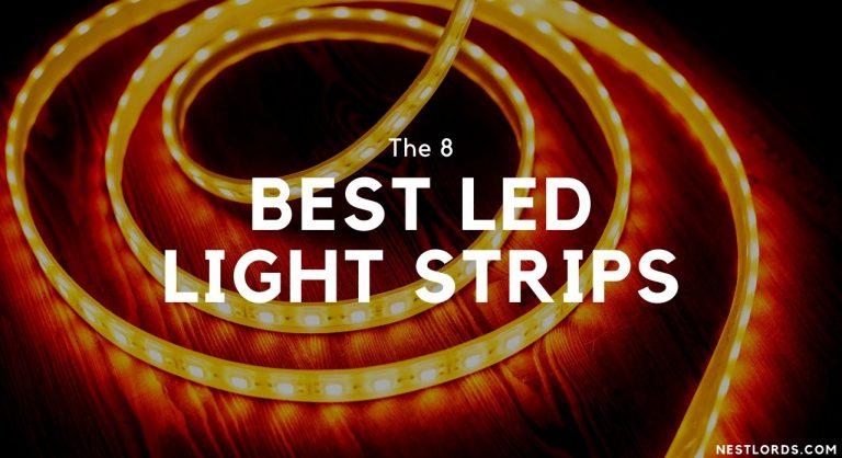 The 8 Best LED Light Strips