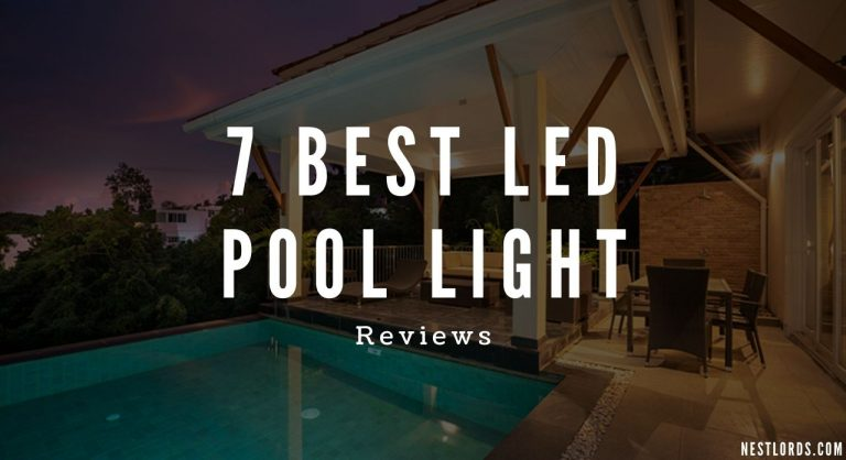 7 Best LED Pool Light 2021 Reviews