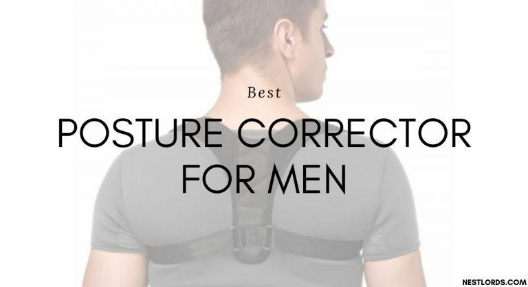 Top 5 Best Posture Correctors For Men 2021 Reviews