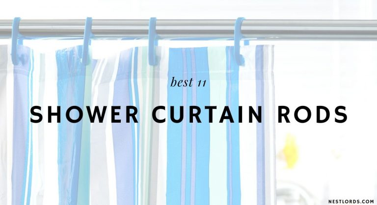 The Best Shower Curtain Rod of 2021 – Reviews & Buying Guide