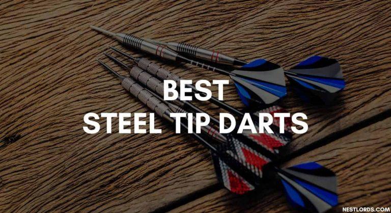 9 Best Steel Tip Darts 2021 – Reviews & Buying Guide