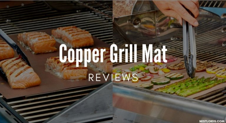 Copper Grill Mat Reviews 2021 – A Complete Buying Guide
