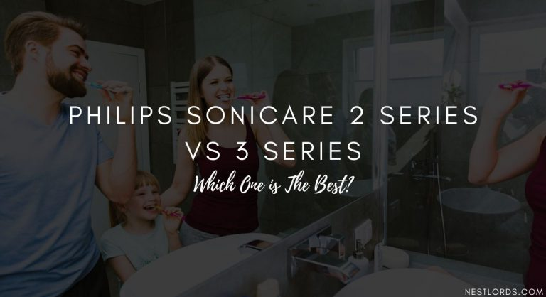 Philips Sonicare 2 Series vs 3 Series: Which One is The Best?