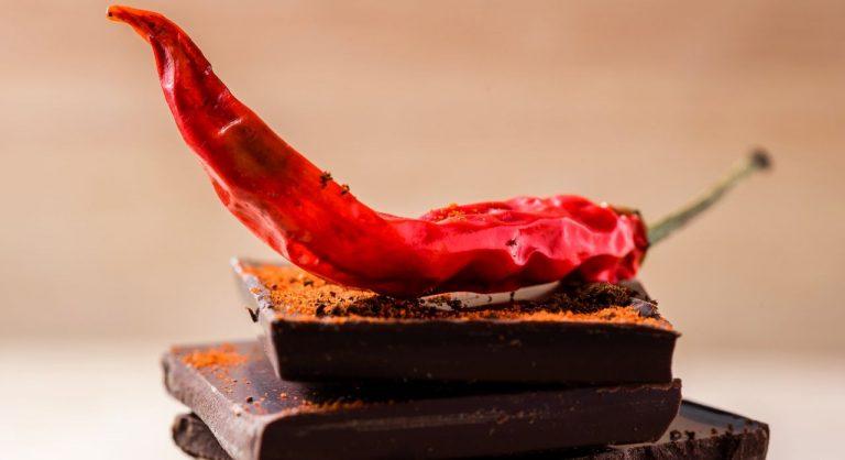 World's Hottest Chocolate Bar