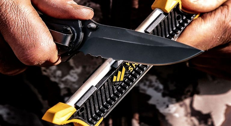 8 Best Hunting Knife Sharpeners For Every Hunter In 2021 Reviews