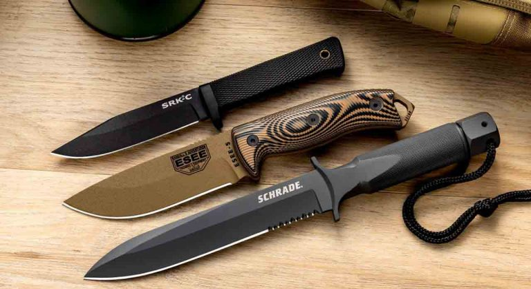 The Best Survival Knife of 2021: Reviews