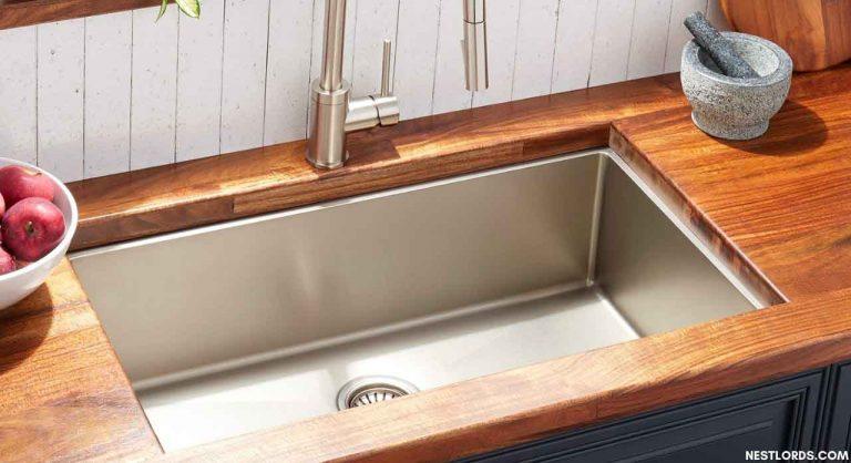 Best Undermount Kitchen Sinks in 2021: Unbiased Reviews