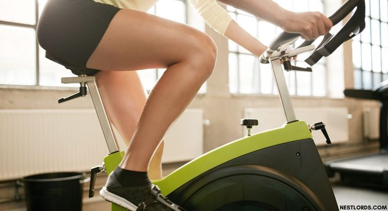 10 Best Foldable Exercise Bikes for Home & Small Spaces 2021