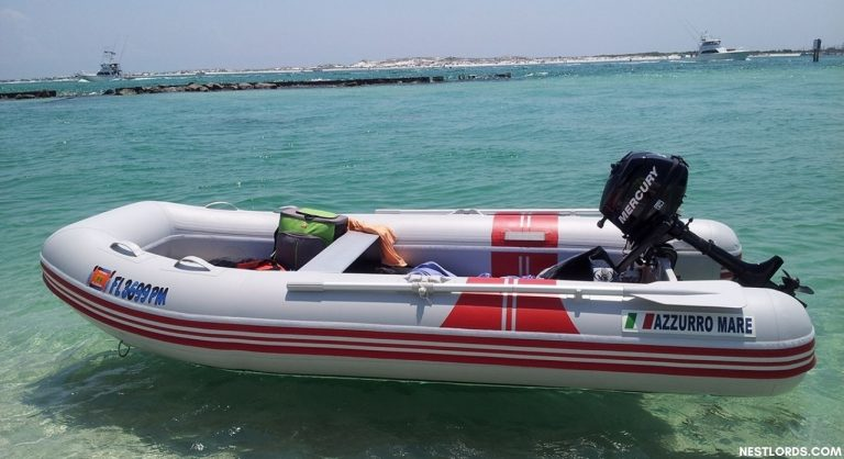 The 10 Best Inflatable Boats – [2021 Reviews & Guide]