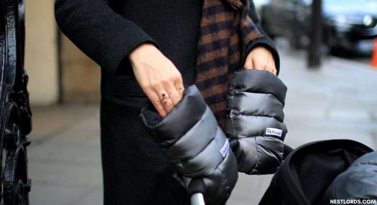 Best Stroller Gloves & Hand Warmers for Cold Weather