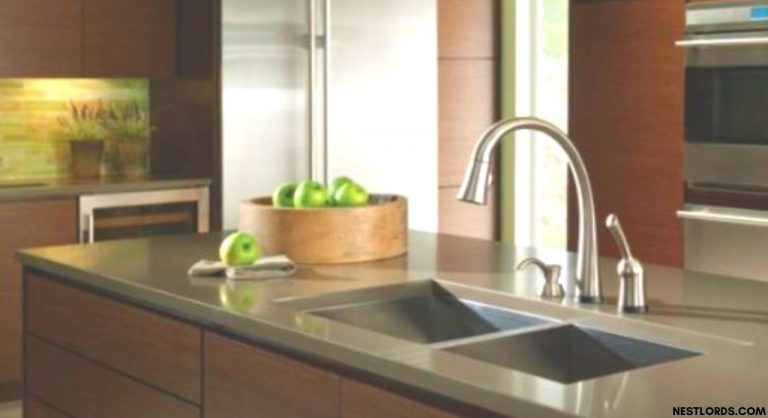 Delta 980T-SSSD-DST Pull Down Kitchen Faucet Review