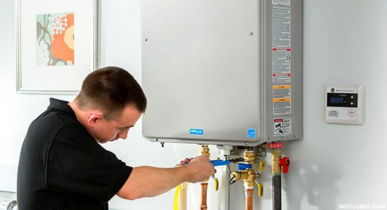 How to Install a Tankless Water Heater?