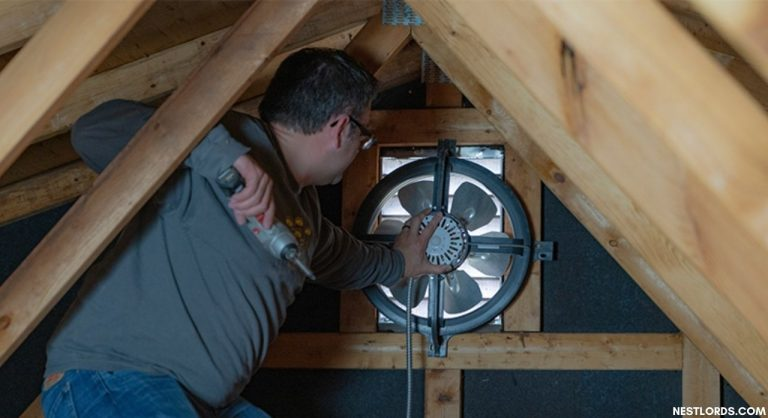 How to Use an Attic Fan?