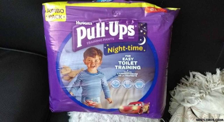 Huggies Pull-Ups: Best For Preschoolers & Daycare