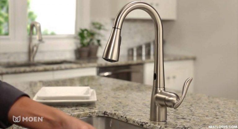 Moen 7594ESRS Arbor Pull Down Kitchen Faucet Review