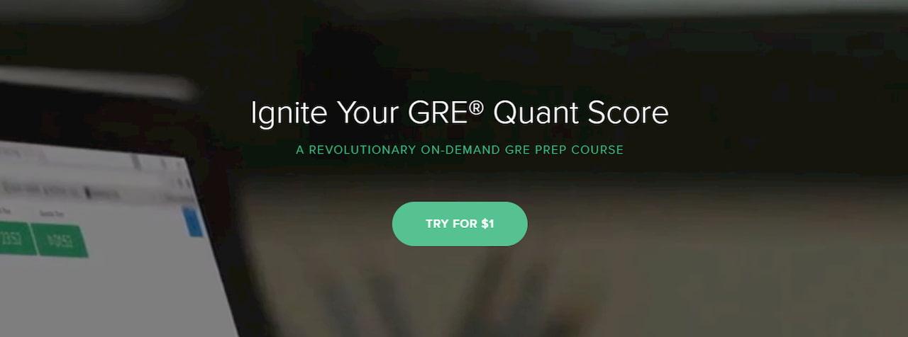 best gre prep courses