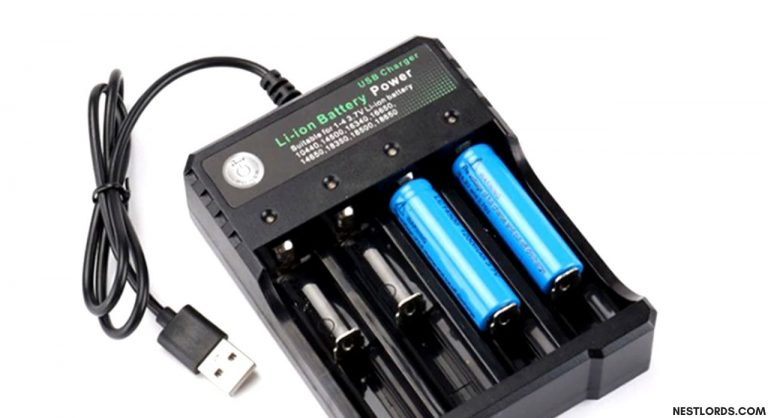 The Best 18650 Battery Charger – Reviewing the Top 10 Pick for 2021