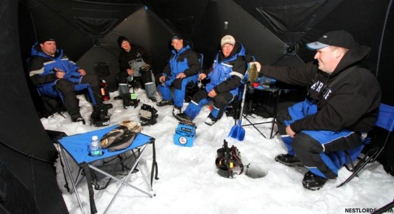 The Best Ice Fishing Shelter in 2021: Top Picks and Buyer's Guide