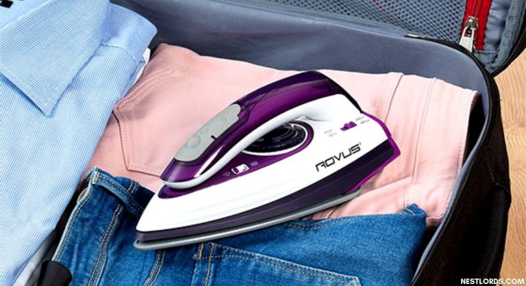 The Best Travel Iron in 2021: Reviews, Tips & Buyer's Guide
